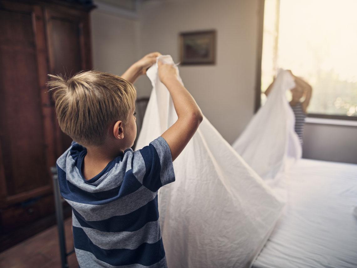 El serio problema de los niños a los que no se les enseña el esfuerzo