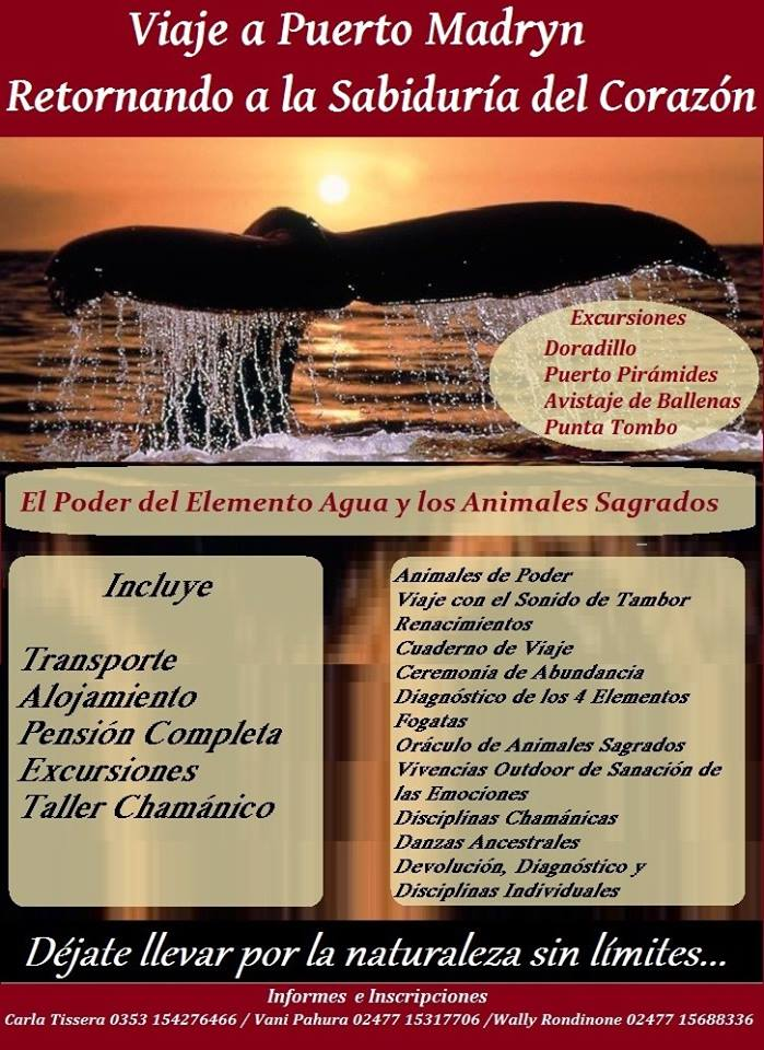 Viaje a Puerto Madryn