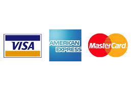 Visa AMEX MasterCard
