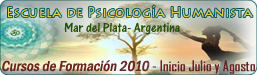 Escuela de Psicología Humanista - Mar del Plata, Argentina. Tarot y Psicoterapia Simbólica