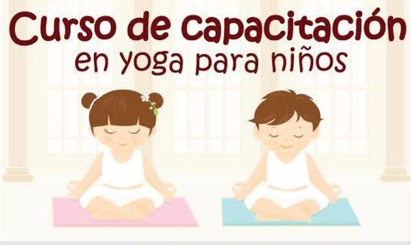 capacitacion yoga ninios