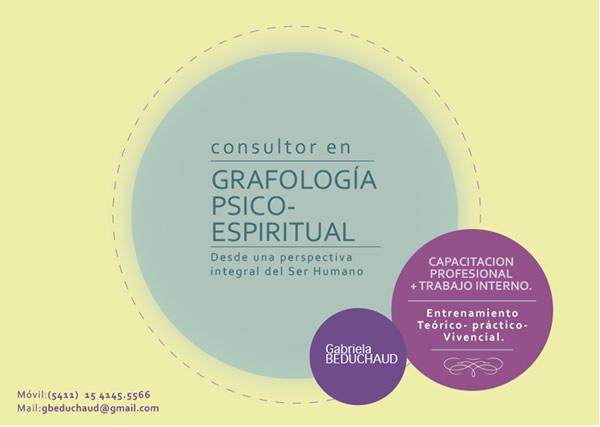 Grafología Psicoespiritual