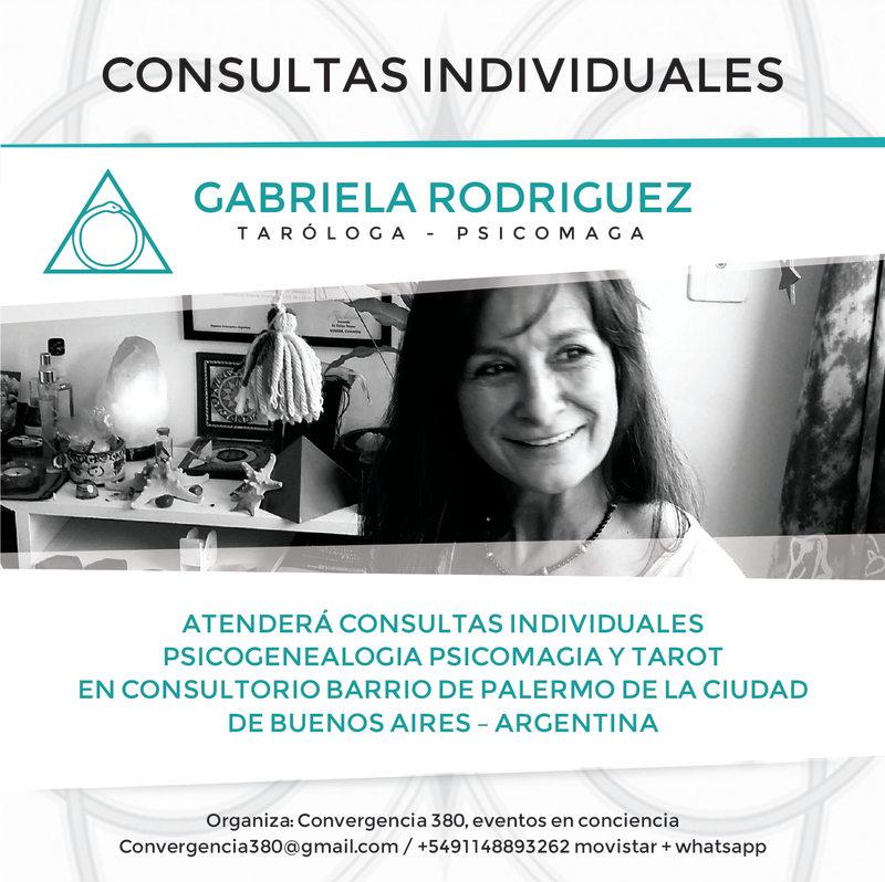 Gabriela Rodriguez - Consultas