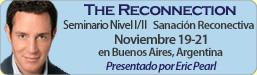 """Nivel I & II – Seminario Completo De """"Fin de semana"""". Sanación Reconectiva"""