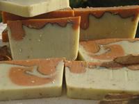 Jabón de Naranja y Palo Santo