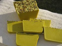 Jabón para pieles sensibles
