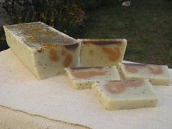 Jabón de Ylang Ylang y Mandarina