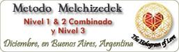 Método Melchizedek - Curso Nivel 1 y 2 Combinado en dos fines de semana y Nivel 3 en Buenos Aires, Argentina