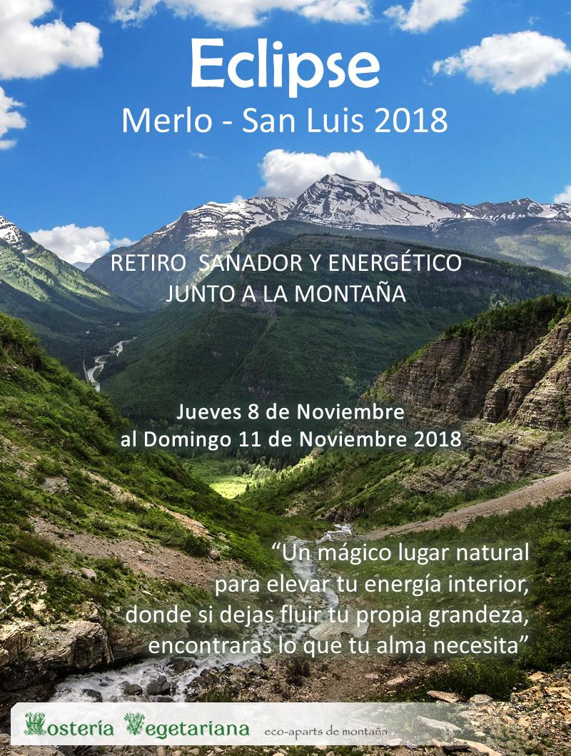 Retiro Sanador y Energético Junto a la montaña - Merlo, San Luis, Argentina
