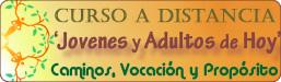 Curso a Distancia 'Jovenes y Adultos de Hoy'
