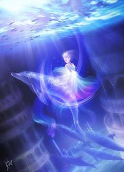 Sanación Delfin Pleyadiana